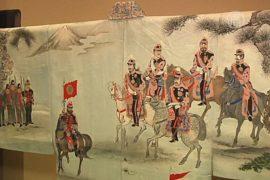 В Нью-Йорке показали старинные и современные кимоно