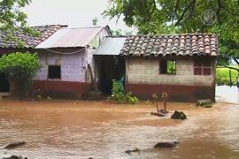 Никарагуа страдает от наводнения