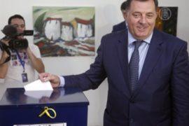В Республике Сербской останется тот же президент