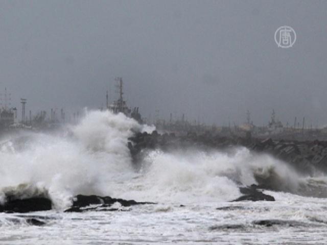 5 человек стали жертвами циклона «Худхуд» в Индии