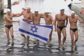 Новый рекорд: заплыв от Кипра до Израиля