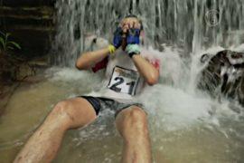 В Бразилии прошел «суровый» марафон