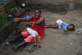 В Фритауне тела больных Эболой не убирают с улиц