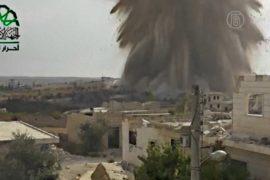 По «Исламскому государству» нанесли 21 авиаудар