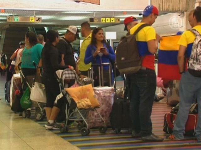 Венесуэла теряет своих специалистов из-за кризиса
