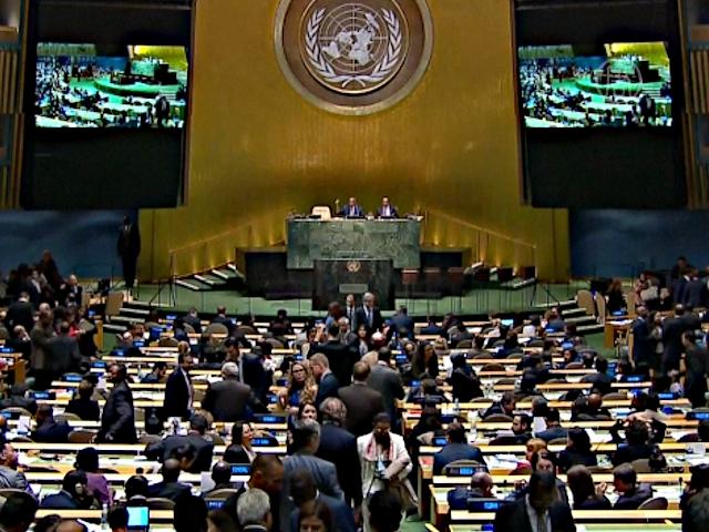 Избраны пять непостоянных членов Совбеза ООН