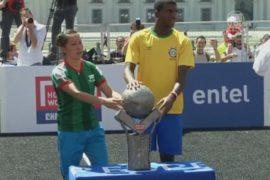 Чили: ЧМ по футболу среди бездомных