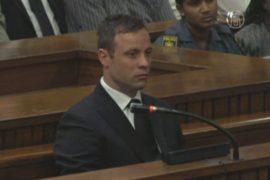 Оскара Писториуса приговорили к пяти годам тюрьмы