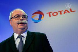 Во «Внуково» разбился президент Total