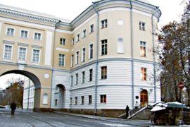 135 лет первому российскому музею Пушкина