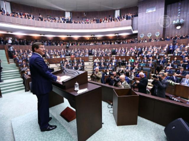Турция ужесточит наказание за массовые беспорядки
