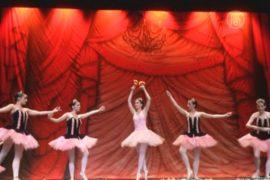 Слепые балерины выступают в Бразилии