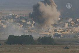 Коалиция против ИГИЛ нанесла новые авиаудары