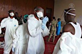 Британия помогает бороться с Эболой в Сьерра-Леоне