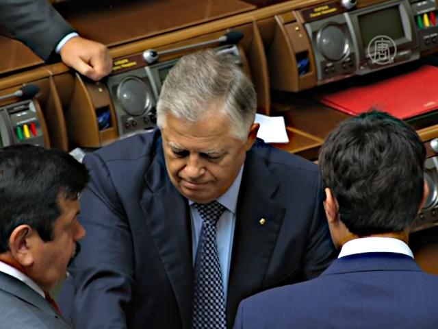 В украинском парламенте не будет коммунистов