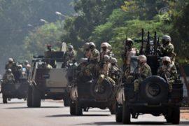 Армия Буркина-Фасо захватила власть