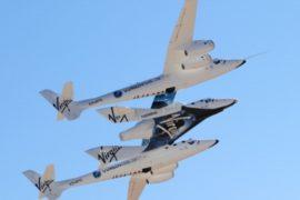 Расследование: SpaceShipTwo не взрывался в воздухе