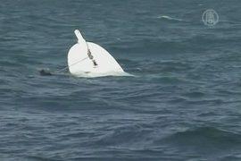 Рядом с Турцией затонуло судно с мигрантами