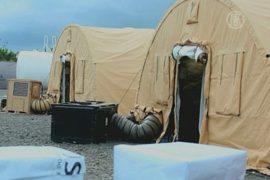 Для медиков, заразившихся Эболой, открыли центр