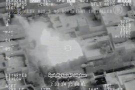 Иракские ВВС нанесли авиаудары по ИГИЛ