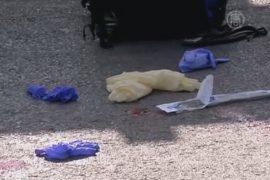 Тель-Авив: нападение с ножом на израильтянина