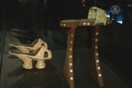 Историю каблука рассказывает выставка в США