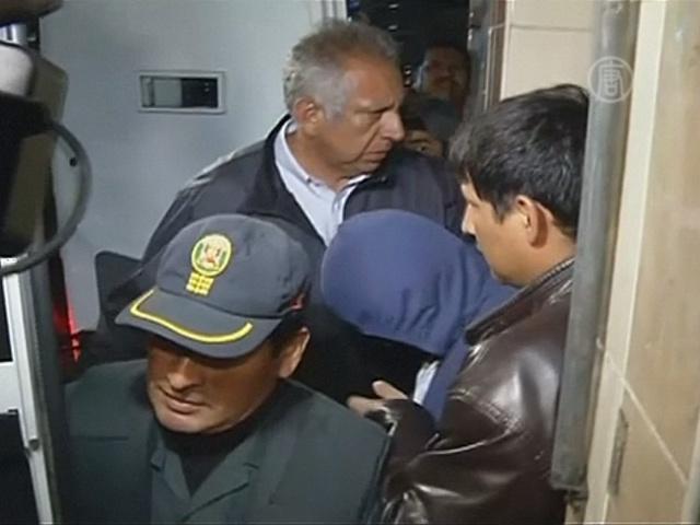 В Перу усилили охрану посольства Израиля