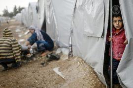 Миллион беженцев ждет суровая зима без помощи ООН