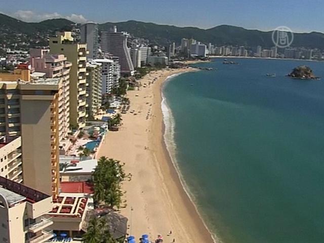 Акапулько лишился туристов из-за протестов