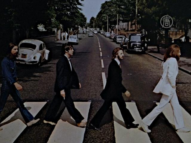 Фото с Beatles на «зебре» уйдут с молотка