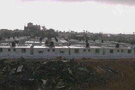 На Израиль и Палестину обрушился ливень
