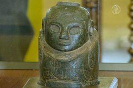 В Боливию вернулась 2000-летняя фигурка Экеко