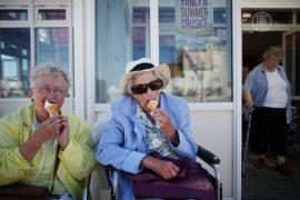 Пенсионеры – новый класс покупателей в Англии