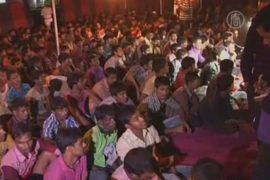 600 человек спасли от рабства военные Бангладеш