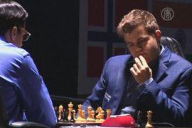 Шахматист Магнус Карлсен снова стал чемпионом мира