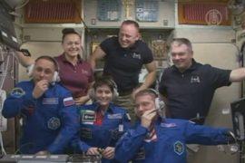«Союз» доставил на орбиту международный экипаж