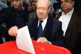 В Тунисе не исключают второго тура выборов