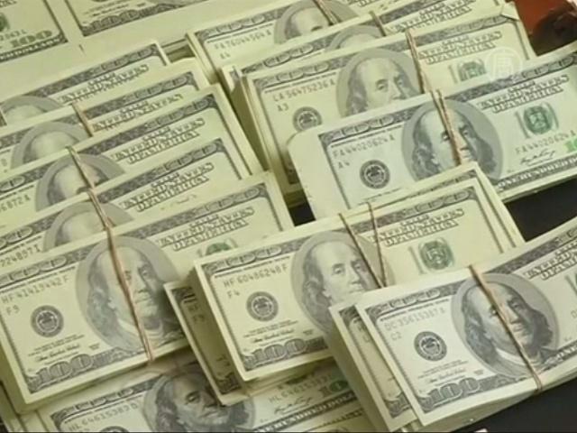 Около 1,5 млн фальшивых долларов изъяли в Перу