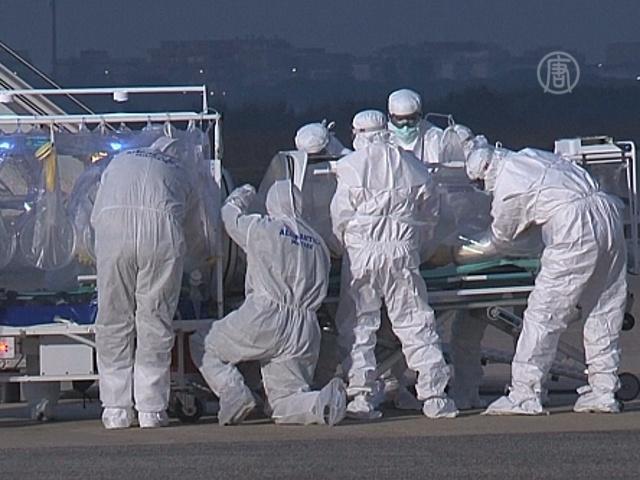 Италия: пациент с Эболой в стабильном состоянии