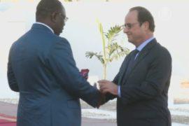 Франция извинилась за расстрел солдат-сенегальцев