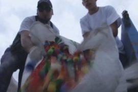 Почти 500 тонн крышек помогут онкобольным