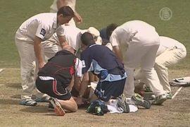Израильский арбитр погиб от удара крикетного мяча