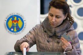 Выборы в Молдове: в парламент проходят 5 партий