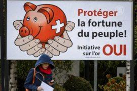 В Швейцарии не поддержали общественные инициативы