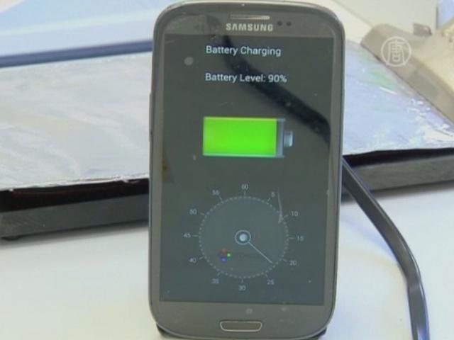 Заряжать телефон за 30 сек. скоро станет реально