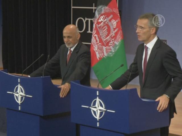 НАТО развернёт в Афганистане небоевую миссию