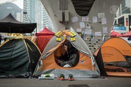 Протестующие Гонконга не собираются сдаваться