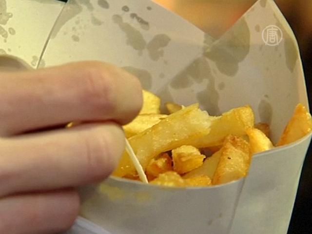 Картофель фри может стать культурным наследием