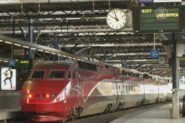 Забастовка в Бельгии парализовала транспорт
