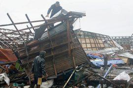 Число жертв тайфуна «Хагупит» возросло до 4